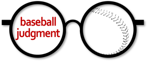 baseball judgment